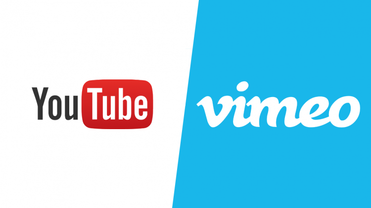 right platform to host video, vimeo, youtube